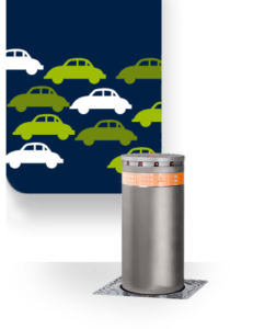 prodottoJ275 - Traffic Bollards - Vehicle Access Control System
