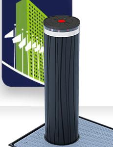seriejs - PL - Traffic Bollards - Vehicle Access Control Systems - FAAC Bollards - FAAC
