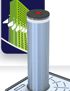 - PL - Traffic Bollards - Vehicle Access Control Systems - FAAC Bollards - FAAC